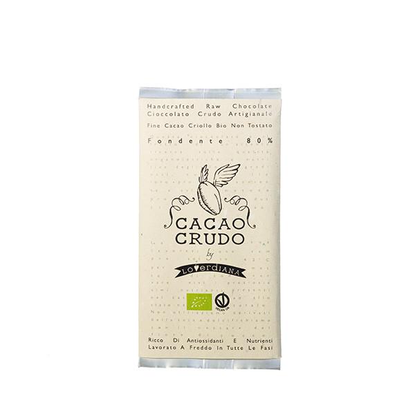 Cacao Crudo - Fondente-80