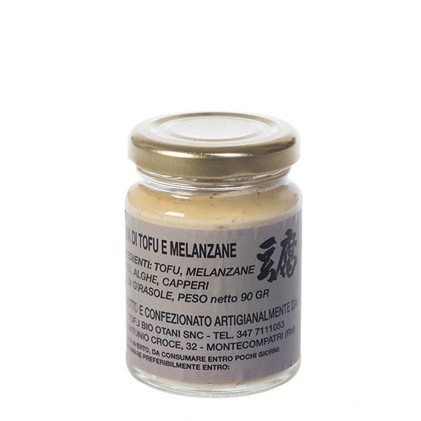 Tofu Bio Otani - Crema tofu melanzane