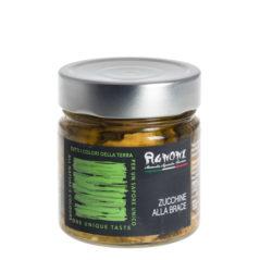 Agnoni - Zucchine alla brace