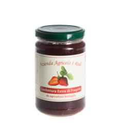 Azienda agricola I Rodi - Confettura extra di fragole Bio