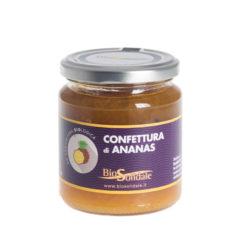 Bio Solidale - Confettura di ananas