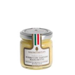 Savini Tartufi - Burro con tartufo bianchetto