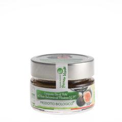 Punto Verde - Composta bio di fichi caramellati all'Aceto Balsamico di Modena IGP